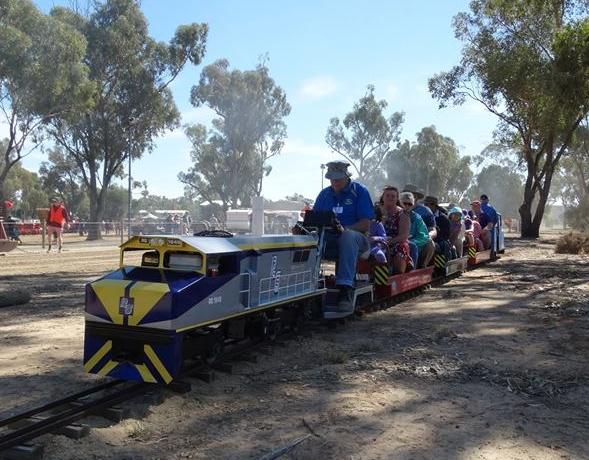 Moira Miniature Railway | Wunghnu